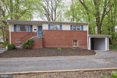 4011 Forest Grove Drive, Morningside, MD 20746 - #: MDPG524680