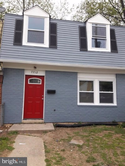 7712 Burnside Road, Landover, MD 20785 - #: MDPG524812