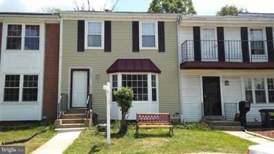 8483 Snowden Oaks Place, Laurel, MD 20708 - #: MDPG525022