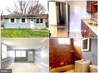 7802 Johnson Avenue, Glenarden, MD 20706 - MLS#: MDPG525114