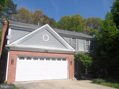 500 Dobbin Court, Accokeek, MD 20607 - #: MDPG525174