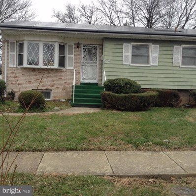 2011 Weber Drive, District Heights, MD 20747 - #: MDPG525300