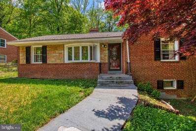 4915 Sharon Road, Temple Hills, MD 20748 - MLS#: MDPG525570