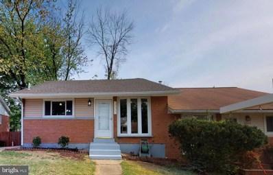 2807 Bellbrook Street, Temple Hills, MD 20748 - #: MDPG525624