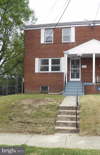 2337 Kirby Drive, Temple Hills, MD 20748 - #: MDPG526586