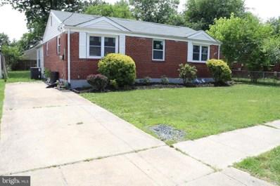 2407 Chapman Road, Hyattsville, MD 20783 - #: MDPG527016