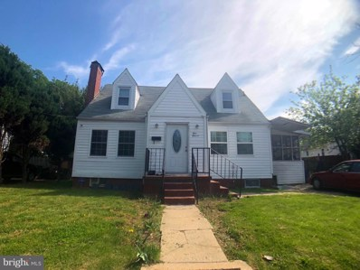 111 Irving Street, Laurel, MD 20707 - #: MDPG527594