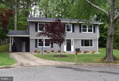 6802 Niles Drive, Laurel, MD 20707 - #: MDPG528258