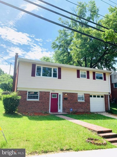 4300 Lyons Street, Temple Hills, MD 20748 - #: MDPG528286