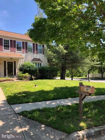 1401 Kings Valley Drive, Bowie, MD 20721 - #: MDPG528400