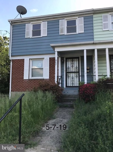 827 Quade Street, Oxon Hill, MD 20745 - #: MDPG528532