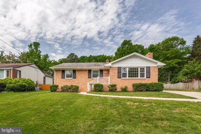 3729 Marlbrough Way, College Park, MD 20740 - #: MDPG528570