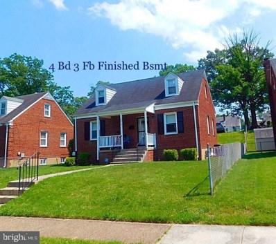 6515 Elmhurst Street, District Heights, MD 20747 - #: MDPG529332