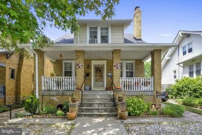 4018 Hamilton Street, Hyattsville, MD 20781 - #: MDPG529350
