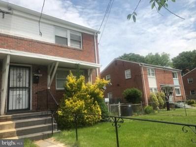 3640 Gallatin Street, Hyattsville, MD 20782 - #: MDPG529470