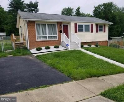 6 Pepper Mill Drive, Capitol Heights, MD 20743 - #: MDPG529878