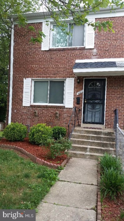 4005 Murdock Street, Temple Hills, MD 20748 - #: MDPG529892