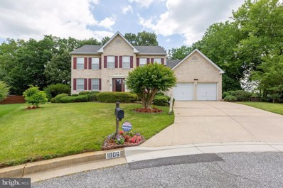 1806 Williamsburg Court, Fort Washington, MD 20744 - #: MDPG531706
