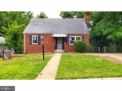 3506 27TH Avenue, Temple Hills, MD 20748 - #: MDPG531730