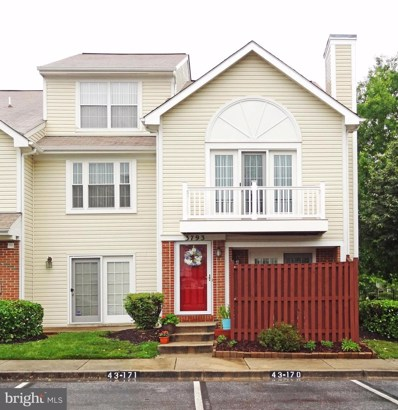 3793 Eightpenny Lane UNIT 170, Bowie, MD 20716 - #: MDPG532076