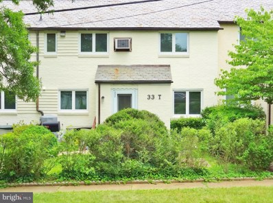 33-T  Ridge Road UNIT T, Greenbelt, MD 20770 - #: MDPG532848