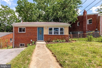 1124 Glacier Avenue, Capitol Heights, MD 20743 - MLS#: MDPG533172
