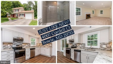 4007 Cordell Court, Bowie, MD 20715 - #: MDPG533306
