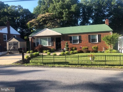 4506 Old Branch Avenue, Temple Hills, MD 20748 - #: MDPG533796