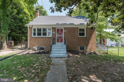 1600 Dewitt Avenue, Capitol Heights, MD 20743 - #: MDPG533958