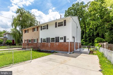 604 Birchleaf Avenue, Capitol Heights, MD 20743 - #: MDPG534158