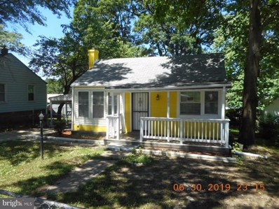802 Minna Avenue, Capitol Heights, MD 20743 - #: MDPG534788