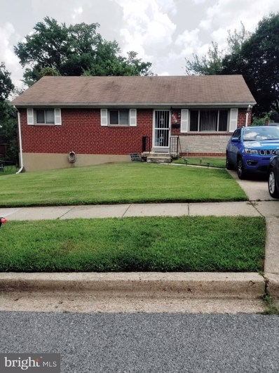 6519 Rolling Ridge Drive, Capitol Heights, MD 20743 - #: MDPG535382