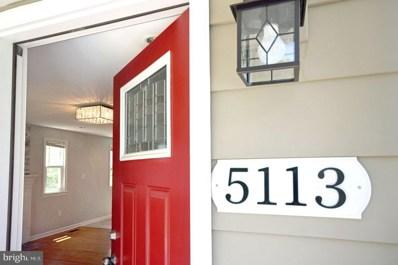 5113 Emerson Street, Hyattsville, MD 20781 - #: MDPG535402