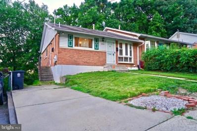 3113 Bellbrook Court, Temple Hills, MD 20748 - #: MDPG535462