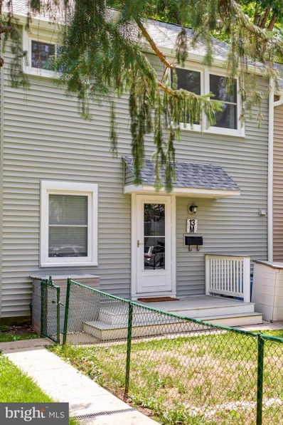 13-M  Hillside Road, Greenbelt, MD 20770 - #: MDPG535596