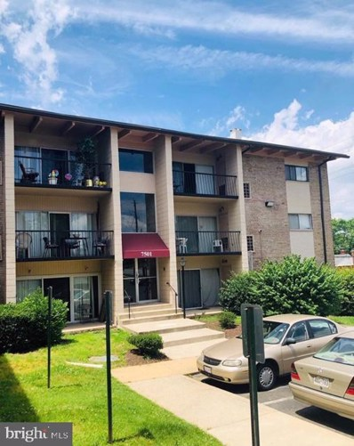 7501 Riverdale Road UNIT 2002, New Carrollton, MD 20784 - MLS#: MDPG535622