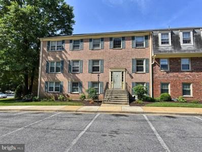 6034 Westchester Park Drive UNIT 1, College Park, MD 20740 - #: MDPG535828