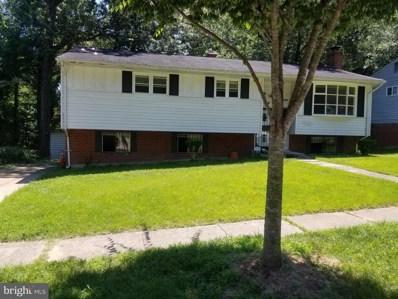 9313 Rolling View Drive, Lanham, MD 20706 - #: MDPG536182