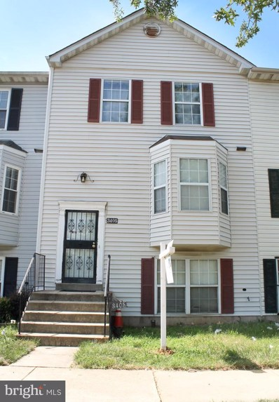 3405 Regency Parkway, District Heights, MD 20747 - #: MDPG536506