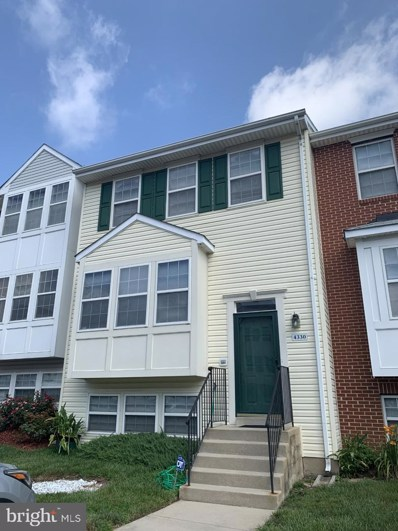 4330 Apple Orchard Lane UNIT 4, Suitland, MD 20746 - #: MDPG536552