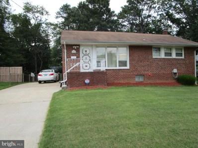 6462 Fairborn Terrace, New Carrollton, MD 20784 - #: MDPG536708