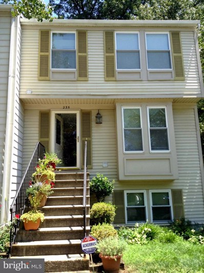 235 Red Jade Drive UNIT 10-2, Upper Marlboro, MD 20774 - #: MDPG536870
