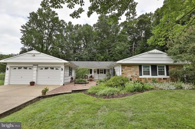 1506 Pageant Court, Bowie, MD 20716 - #: MDPG536936