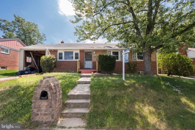 6605 NW Lacona Street, District Heights, MD 20747 - #: MDPG537248
