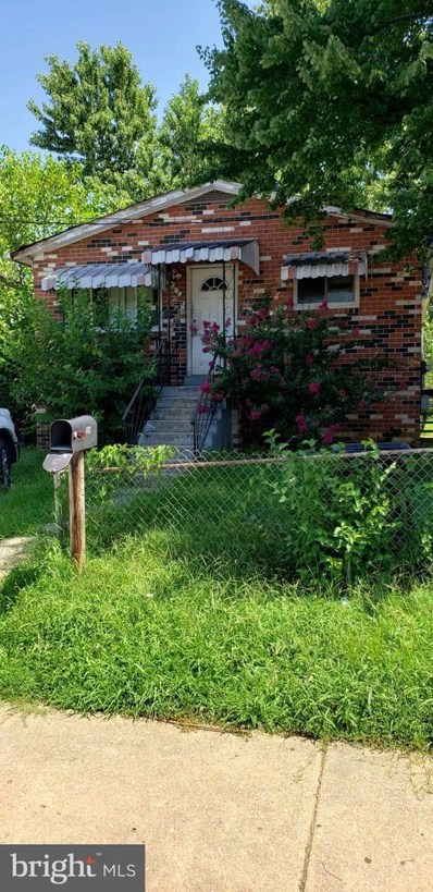 407 Dateleaf Avenue, Capitol Heights, MD 20743 - #: MDPG537386
