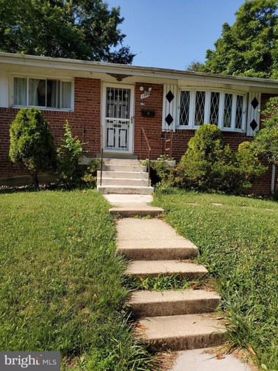 1905 Saratoga Drive, Hyattsville, MD 20783 - #: MDPG537496