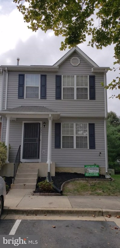 2351 Barkley Place, District Heights, MD 20747 - #: MDPG537634