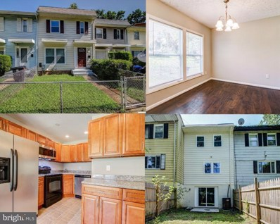 126 Daimler Drive UNIT 3, Capitol Heights, MD 20743 - #: MDPG537784