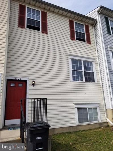 1604 Brooksquare Drive UNIT 79, Capitol Heights, MD 20743 - #: MDPG537968