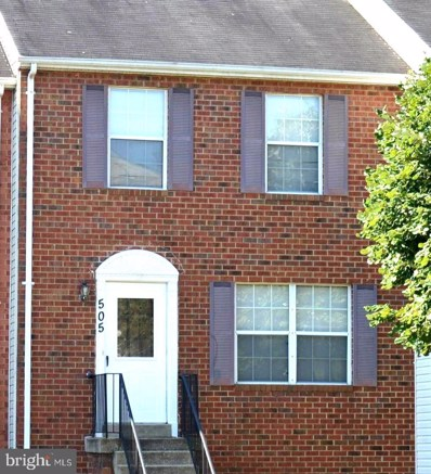 505 Red Coat Place UNIT 1003, Fort Washington, MD 20744 - #: MDPG538106